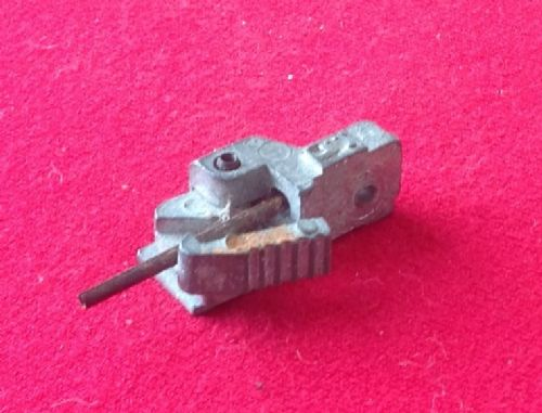 Dinky Toys 353 - Original - Shado 2 Mobile Firing and Retaining Mechanism ( You will need a spring to go behind the Missile for launching )